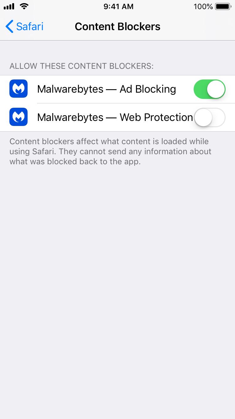 Malwarebytes Adblock